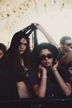 Coachella 2014 Bryant Eslava, Coachella 2014, Charles Bukowski, Some Girls, Forever Young, Captain Hat, In This Moment, Portrait, People