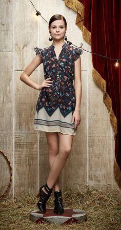 Vestido Picadeiro | Carola e sua Cartola | Antix Store