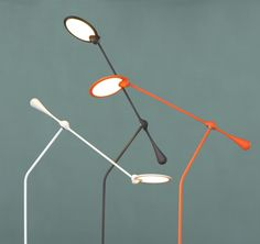 Trapeze floor lamp by Peter Stathis for Light&Contrast [1351x1272] - Imgur