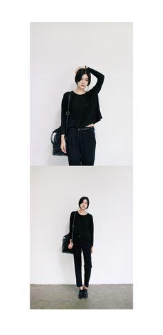 black + black