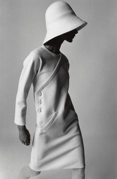 Fashion shot from the 60's by F.C. Gundlach