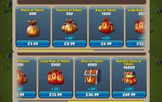 Monetizer: Is Clash of Clans setting the standard for in-game currency conversion?   feature   Monetizer   PocketGamer.biz
