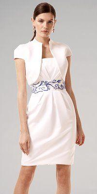 vestidos ejecutivos vestidos blancos ejecutivos – vestidos de fiesta ...