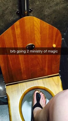 """26 Things That Happen When You Date A """"Harry Potter"""" Nerd.... when you go on a date with Their Snap(e)chat game is STRONG."""
