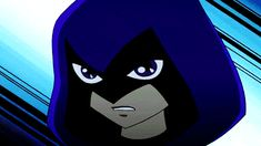 Teen+Titans+Raven+without+Hood | Teen Titans Raven