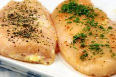 Oven-baked Chicken Breast recipes. pinning in case i ever need some ideas for baked chicken.