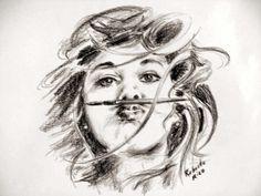 'My Brush Holder' Pencil, Roberto Rico