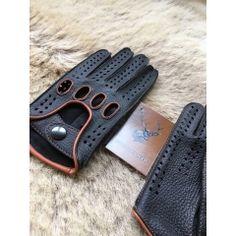 Herren Echte Hirschleder Luxus Autohandschuhe #lederhandschuhe #handschuhe #autohandschuhe #gloves #driving #leather