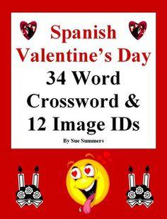 28 Best Spanish Valentine S Day Images Valentines Spanish Class