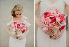 """""""Lilly"""" gown by Lindee Daniel available at Lovely Los Angeles! 