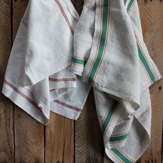 These vintage linen lovelies are new to the shop! #vintage #livefolk