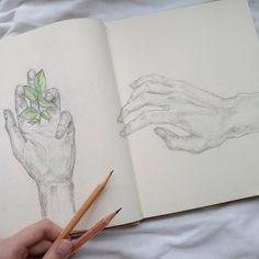 Ненавижу рисовать руки Как вам? #silentmaryart