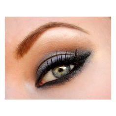 Date night eyes   Idea Gallery   Makeup Geek ❤ liked on Polyvore
