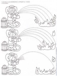 fire safety week worksheet for kids (1)