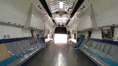 Antonov interior