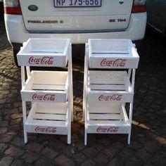 3 Tier Coca Cola All Purpose Stands