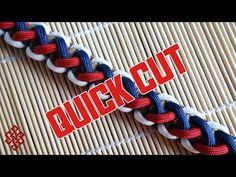 Quick Cut: The Divided Solomon Paracord Bracelet (Short Version) - YouTube
