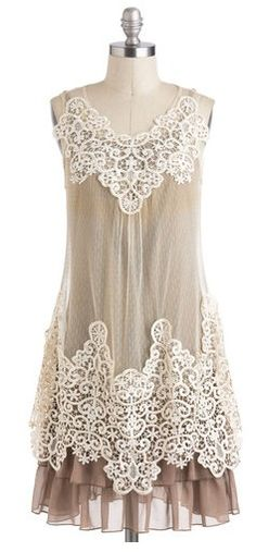 Dreams and Sugar Dress By Ryu ADD SHORT LACE SLEEVES AND THIS WHAT I WANT COURTNEY TO WEAR
