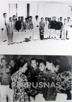 Info Berita Baru Terbaik: Presiden Soekarno dan Ibu Fatmawati Soekarno menya...