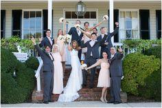 Emily and Garrett | Kent Manor Inn Wedding Photographer
