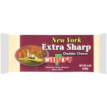 Walmart: Cabot Vermont: New York Extra Sharp Cheddar Cheese, 8 Oz