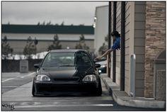 drive thru slammed