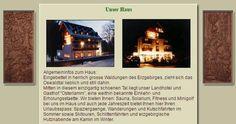 Erzgebirgel, 08344 Grünhain-Beierfeld: Wellnesstage im Erzgebirge inkl 1 Tag Actinon - #deutschlandurlaub