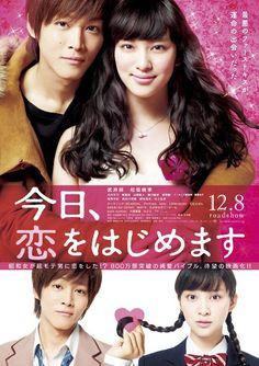 Kyou, Koi wo Hajimemasu - Emi Takei and Tori Matsuzaka