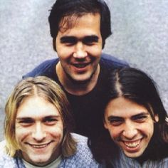 Nirvana  All smiles