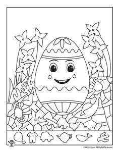 Easter Egg Easy Hidden Pictures Game pictures Easter Hidden Pictures Printable Activity Pages Craft Activities For Kids, Kindergarten Activities, Hidden Picture Puzzles, Sudoku, Critical Thinking Activities, Easter Pictures, Egg Pictures, School Coloring Pages, Hidden Pictures