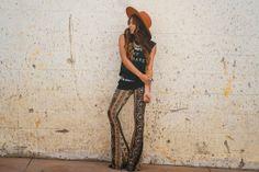 THERIVERWOLF rocking SHANTIQUE DESIGNS. Gypsy boho bohemian style ➳ on the blog!