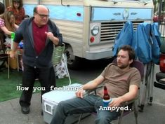 It's Always Sunny in Philadelphia How I Feel, How Are You Feeling, Sunny Quotes, Teen Tv, Sunny In Philadelphia, It's Always Sunny, Film Quotes, Wholesome Memes, Mood Pics
