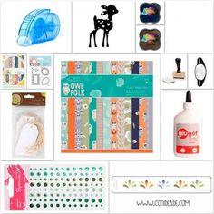 Kit de iniciación scrap 60 #diy #handmade #crafts