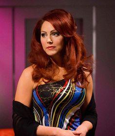Dr. Elise MacKennah, Star Trek Continues. Star Trek Meme, Star Trek Crew, Star Trek 1, Star Trek Ships, Star Trek Continues, Star Trek Reboot, Star Trek Cosplay, Star Trek Characters, Star Trek Beyond