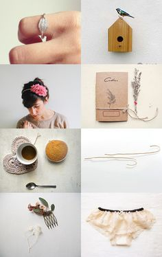 Sweet little things by Scocca Papillon on Etsy--Pinned with TreasuryPin.com