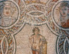 Mosaic Tiles, Mosaics, Volubilis, Carthage, North Africa, Roman, Vintage World Maps, Tapestry, Mosaic Pieces