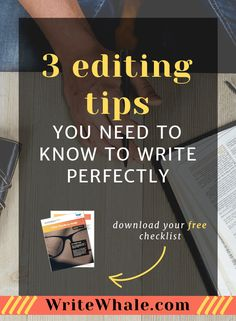 Click through to learn editing tips that will ensure readers connect with your writing to the fullest extent. Download your free copy of the list of common filter words to edit out of your novel. Writing tips | editing | revision | edit a novel | improve writing | podcast | filter words | writing downloads | free resources via @lizrufiange