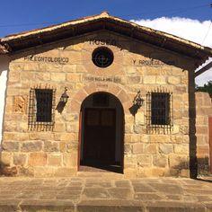 Museo Paleontológico y Arqueológico Isaías Ardila Días - Guane in Santander - Colombia