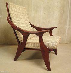 topform vintage design fauteuil lounge chair