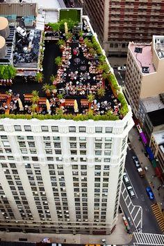Terrace Garden, NYC