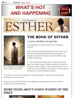 Woman's Day Newsletter from Brettian Productions, The Book of Esther, The Book of Ruth, Magdalena - Released from Shame. Listen to new music and check out this weekends events!