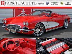 CRC 62 Corvette