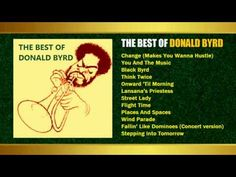 DONALD BYRD The Best Of Donald Byrd