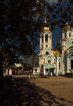 Church of the Transfiguration. Kharkov. Ukraine
