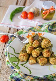 Friggitelli ripieni con tonno ricetta sfiziosa e semplice