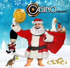 #Casinocom Offers #12DaysofChristmasPromotion  Extend your casino holiday excitement with a new 12 Days of Christmas promotion at the Playtech powered Casino.com.  http://www.onlinecasinosonline.co.za/blog/casinocom-offers-12-days-of-christmas-promotion.html
