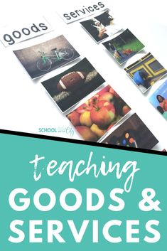 How do I teach economics to 2nd graders?! This financial literacy unit covers needs and wants, goods and services, plus saving and spending. There are a variety of hands on activities for students to learn basic principles of economics. Complete with lesson plans and book recommendations, too! #2ndgrade #socialstudies #economics