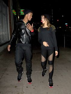"""Zendaya Coleman & Trevor Jackson: they """"say"""" they aren't a couple but they're cutiesss"""