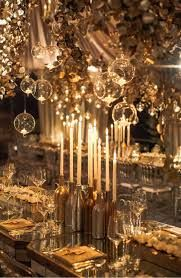 new years eve decorations Mod Wedding, Wedding Table, Wedding Day, Wedding Gold, Spring Wedding, Wedding Jewelry, Magical Wedding, Ballroom Wedding, Gatsby Wedding