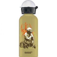 SIGG Bottle Star Wars Yoda 0.4l Kinder Trinkflaschen